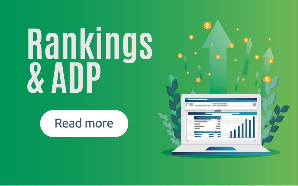 Rankings and ADP • IDP Guys