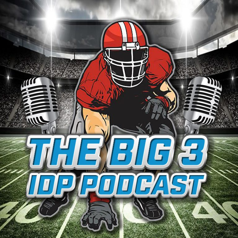 The Big 3 IDP Podcast